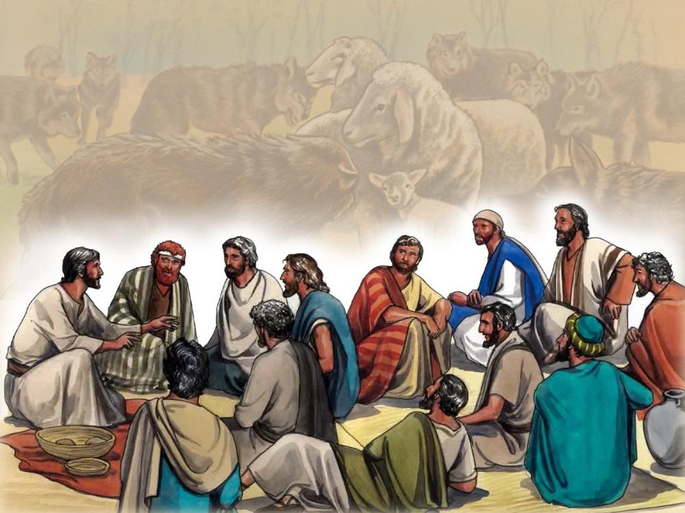 Phụng Vụ Lời Chúa: Chúa Nhật 14 Thường niên năm C