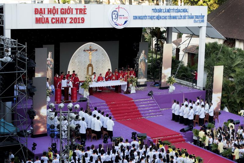 Đại hội Giới Trẻ TGP Sài Gòn mùa Chay 2019