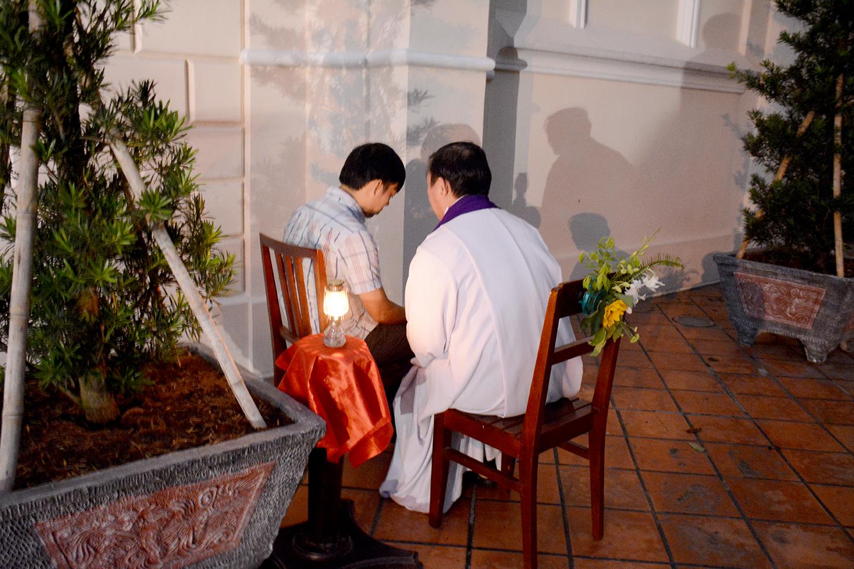 Trung tâm Mục vụ TGP Sài Gòn: Tĩnh nguyện Mùa Vọng 2019