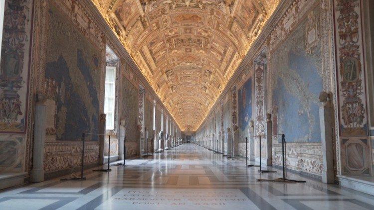 Bảo tàng Vatican lại phải đóng cửa do số ca nhiễm Covid tăng nhanh