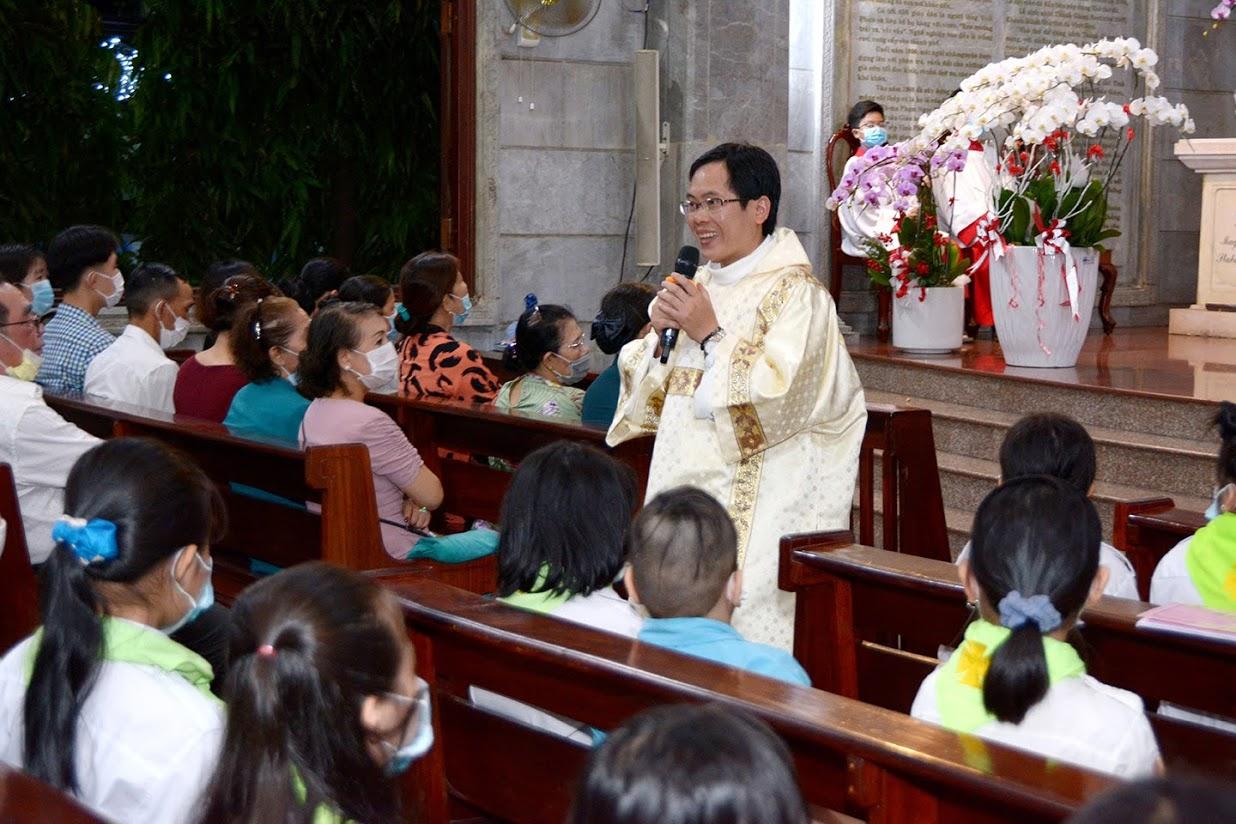 Giáo xứ Vĩnh Hòa: Thánh lễ tạ ơn mừng Phó tế Phanxicô Xaviê Đoàn Hữu Hòa ngày 7-1-2021