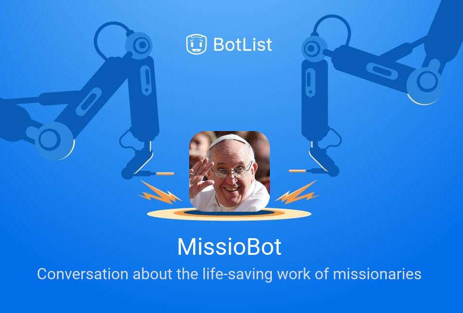 Chatbot truyền giáo