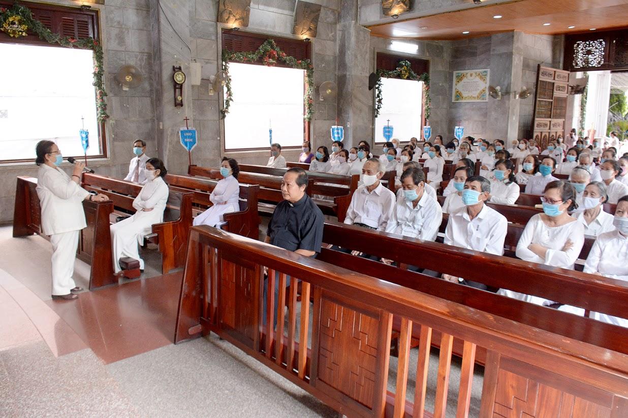 Hạt Phú Thọ: Tổng hội Thường niên Curia Phú Thọ 3 ngày 8-12-2020
