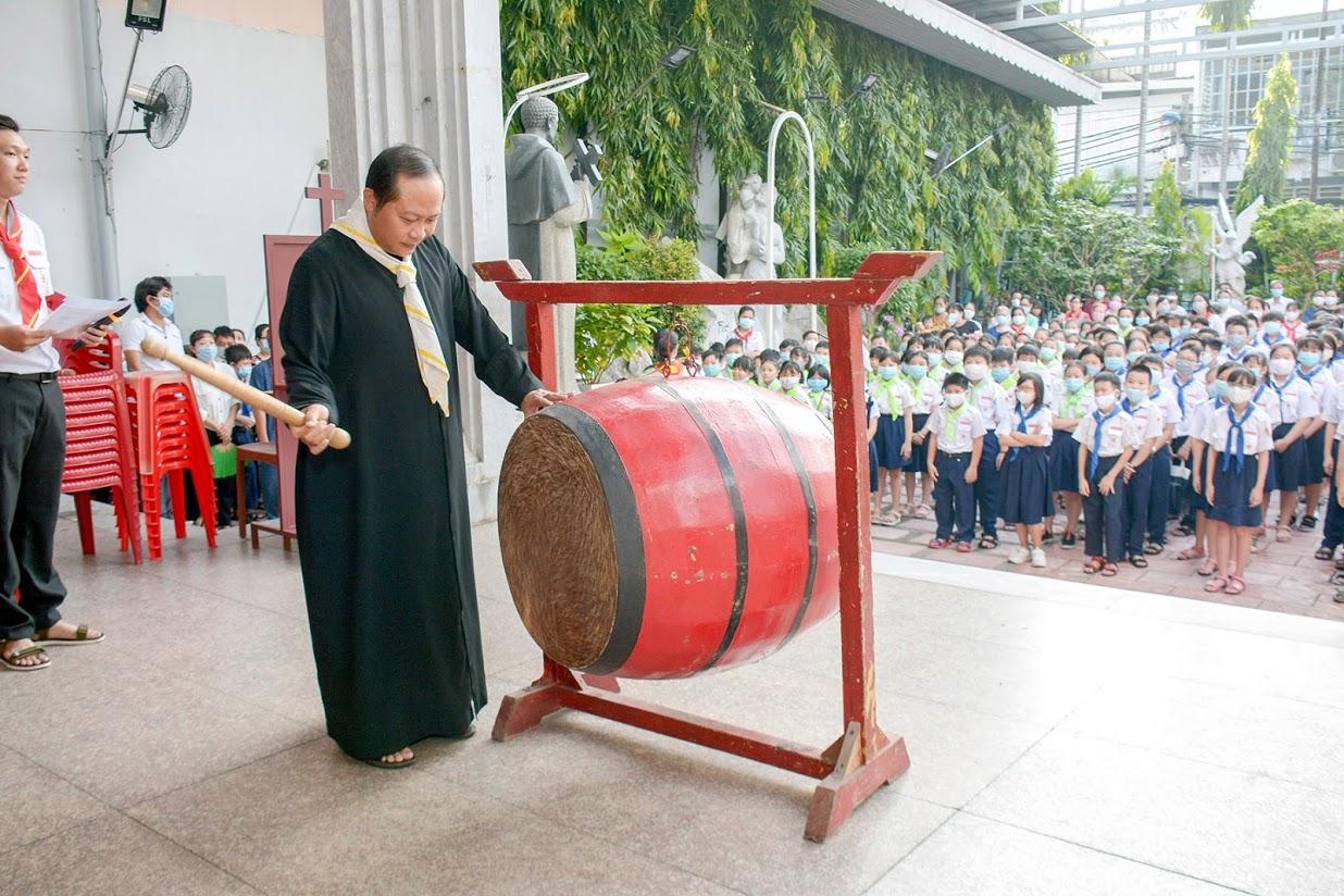 Giáo xứ Vĩnh Hòa: Thánh lễ khai giảng năm học Giáo lý ngày 13-9-2020