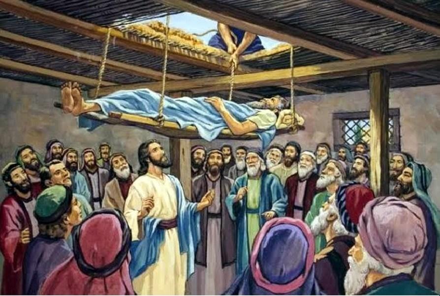 Thứ Hai tuần 2 mùa Vọng (Lc 5,17-26) - Lòng tin