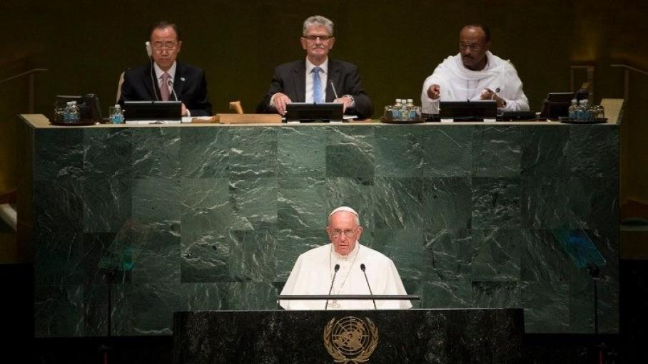 Đức Thánh cha sẽ ngỏ lời với Liên Hiệp Quốc