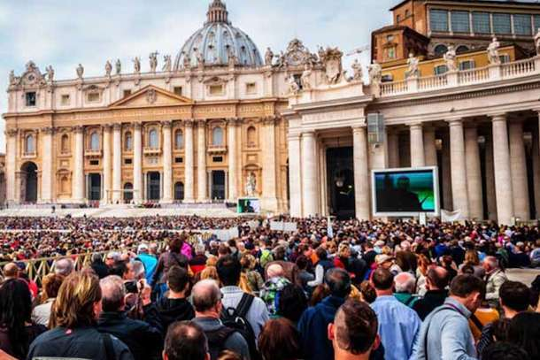 Thống kê Giáo hội Công giáo năm 2020