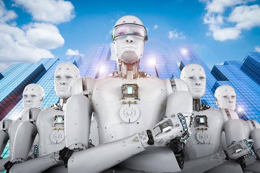Robot nổi loạn: Thời điểm Singularity