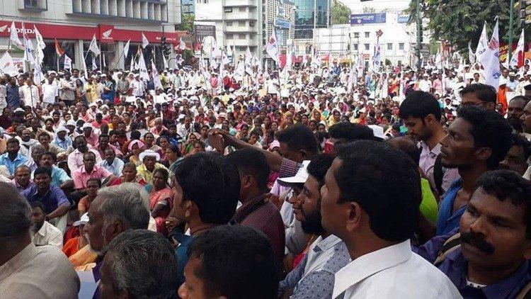 Người nữ tu bênh vực và trợ giúp những người thuộc giai cấp Dalit Ấn độ