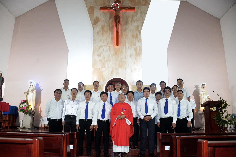Mục vụ Truyền thông giáo xứ Phú Hòa mừng Bổn mạng ngày 21-9-2020