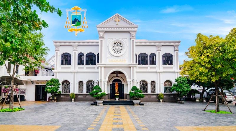 Giáo phận Đà Nẵng: Thông báo v/v tạm dừng cử hành Thánh lễ tập trung từ 13g ngày 26-7-2020