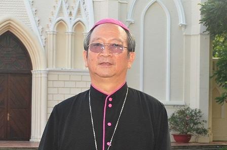 Chúc mừng Đức Tân TGM giáo phận Sài Gòn