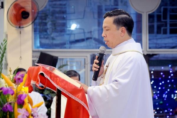 Giáo xứ Nam Thái: Thánh lễ nhậm chức Tân Chánh Xứ