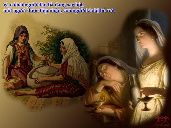 Thánh Kinh bằng hình: Chúa nhật 1 Mùa Vọng A