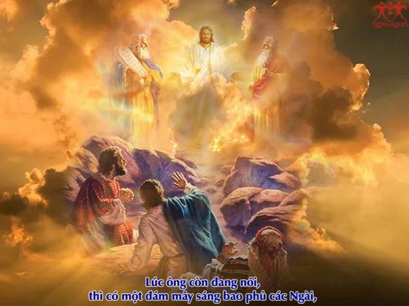 Thánh Kinh bằng hình: Chúa nhật II Mùa Chay A