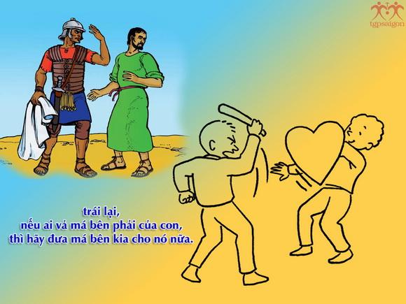 Thánh Kinh bằng hình: Chúa nhật VII Thường niên A